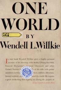 image of ONE WORLD.