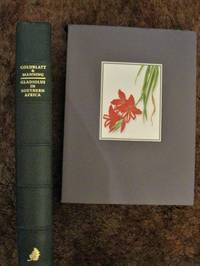 Gladiolus in Southern Africa: Watercolours by Fay Anderson and Auriol Batten [Collector