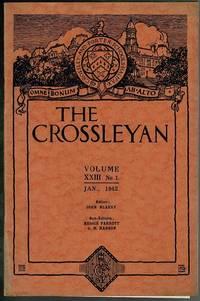 image of The Crossleyan Volume XXIII No.1 Jan 1942