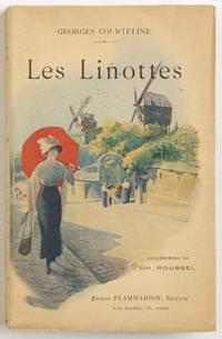 Les Linottes, illustrations de Ch. Roussel