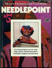 Better Homes and Gardens NEEDLEPOINT