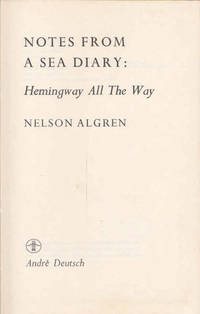 image of Notes from a Sea Diary: Hemingway All the Way