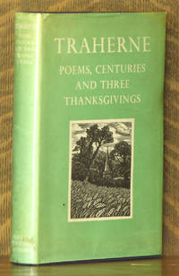 POEMS, CENTURIES AND THREE THANKSGIVINGS