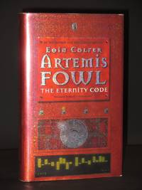 Artemis Fowl: The Eternity Code [SIGNED]