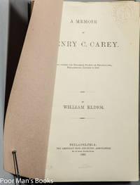 MEMOIR OF HENRY C. CAREY