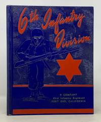 FORT ORD CALIFORNIA. 6th Infantry Division. H Company. 63rd Infantry Regiment