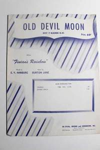 Old Devil Moon from FINIANS RAINBOW