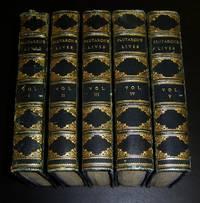 Plutarch's Lives: The Translation Called Dryden's. A Five Volume Set.