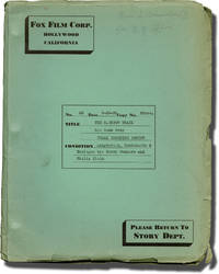 image of The Rainbow Trail (Original screenplay for the 1932 film)