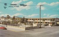 Laramie Travel Lodge, Laramie, Wyoming, 1960s unused Postcard