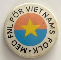 image of Med FNL för Vietnams folk [pinback button]