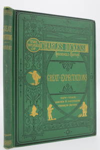 image of GREAT EXPECTATIONS (FROM THE WORKS OF CHARLES DICKENS HOUSEHOLD EDITION)    (Fine Victorian Binding)