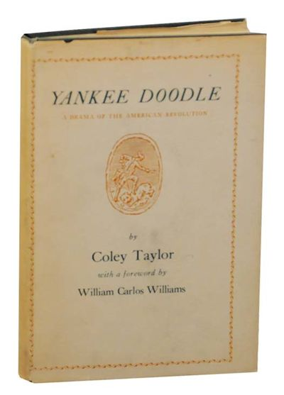 New York: Devin-Adair Company, 1945. First edition. Hardcover. First printing. A play by Taylor with...