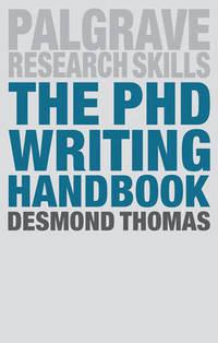 The PhD Writing Handbook
