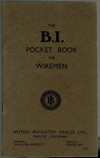 The B.I. Pocket Book for Wiremen