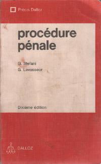 Procédure pénale / Précis dalloz