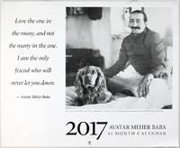 image of Avatar Meher Baba 2017 Wall Calendar