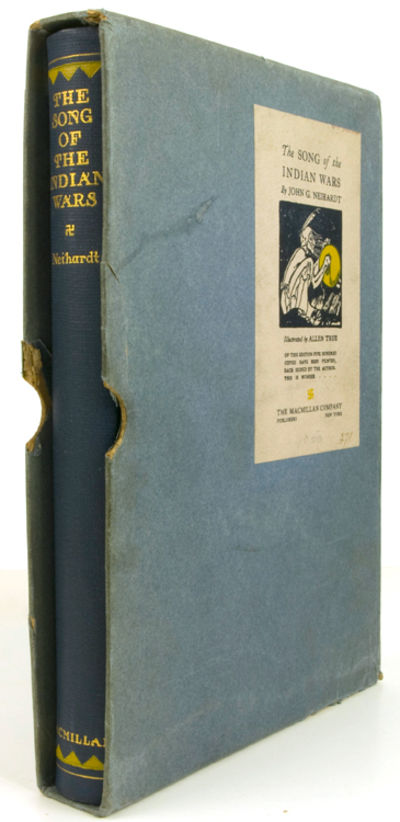 New York: The Macmillan Company, 1925. First edition, 271 of 500 copes, signed by the author. Illust...