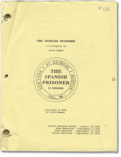 N.p.: N.p., 1996. Master Revised Script for the 1997 film.