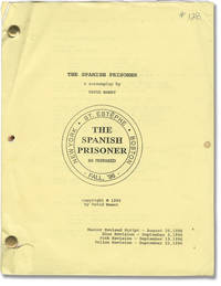 image of The Spanish Prisoner (Original screenplay for the 1997 film)
