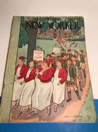 NEW YORKER MAGAZINE JUNE 9,1934