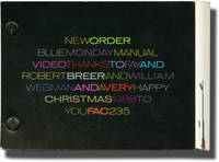 image of New Order Blue Monday Manual Video (First Edition)