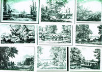 Photograph of La Danse Au Bord De L'Eau (1634) & other works by Claude Lorrain