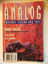 Analog Science Fiction & Fact: October 1993, Volume CXIII, No. 12