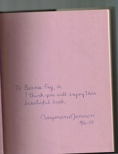 Albuquerque, New Mexico: University of New Mexico Press, 1976. SCARCE SIGNED AND INSCRIBED BY ARTIST...