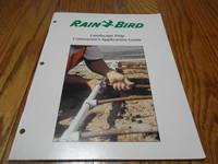 Rain Bird; Landscape Drip Contractor\'s Application Guide