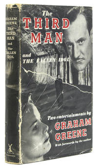 The Third Man and the Fallen Idol by  Graham Greene - Hardcover - First English edition - 1950 - from James Cummins Bookseller and Biblio.com