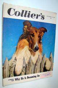 Collier's, The National Weekly Magazine, September 10, 1949 - Communism vs. The Church