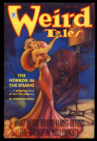 Beyond the Black River in Weird Tales May and June 1935