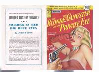 image of The Blonde, The Gangster and the Private Eye -by Dale Clark / Avon Murder Mystery Monthly # 47 (aka Red Rods )