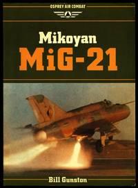 MIKOYAN MiG-21.  OSPREY AIR COMBAT.