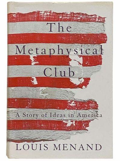 New York: Farrar, Straus and Giroux, 2001. Book Club (BCE/BOMC). Hard Cover. Good/Good. Faint smoke ...
