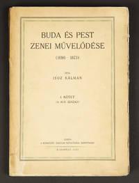 Buda és Pest zenei művelődése (1686-1873)
