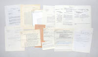 Archive of retained correspondence from the files of his first publisher, Victor Gollancz,...