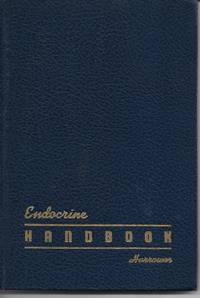 An Endocrine Handbook by Hentry R. Harrower - First Edition - 1939 - from Paper Time Machines and Biblio.com