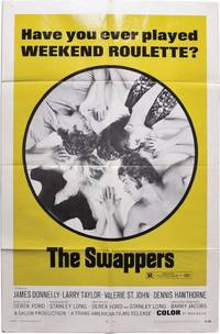 The Swappers (Original poster for the 1970 film)