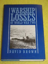 Warship Losses in World War Two