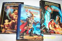 The Forgotten Realms Series 3 Volumes:. ELMINSTER THE MAKING OF A MAGE,ELMINSTER IN MYTH DRANNOR,TEMPTATION OF ELMINSTER