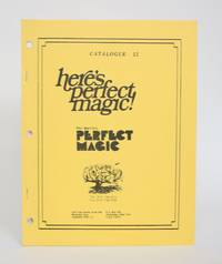 image of Here's Perfect Magic! Catalogue 12
