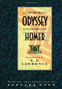 The Odyssey of Homer: Translated by T.E. Lawrence: Newly Translated into English Prose