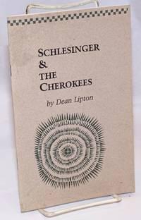 image of Schlesinger_the Cherokees