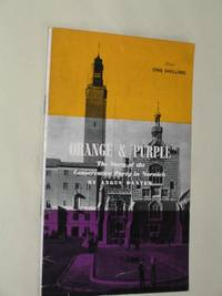 Orange & Purple: The Story of the Conservative Party in Norwich by  Angus Baxter - First Edition - 1952 - from Bookbarrow (SKU: POL00015)