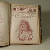 image of New York Amusement Gazette. Record of Operas Theatres and Other Entertainments.