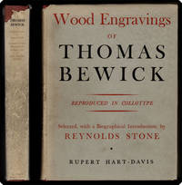 Wood engravings of Thomas Bewick reproduced in collotype.