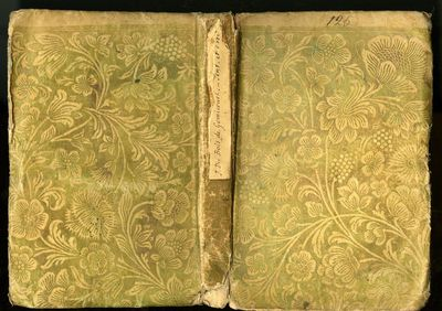 Lyon: Ant. Boudet, 1702. First Edition. Hardcover. Good Condition. Early floral boards, worn, chippe...