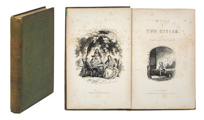 8vo. London: Chapman & Hall, MDCCCLIX (1859). 8vo, , -254, 16 etched plates including frontis and ti...